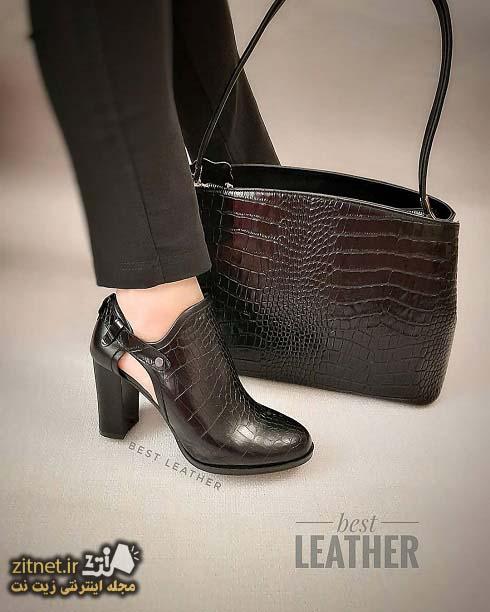 مدل ست کیف و کفش