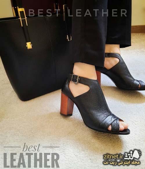 مدل های جدید ست کیف و کفش