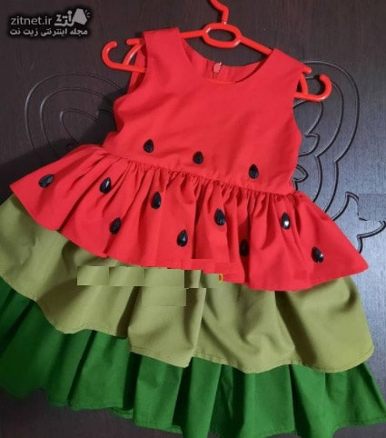 لباس بچه گانه ویژه شب یلدا