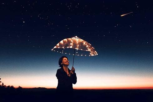 خوشحالی و شادی درونی