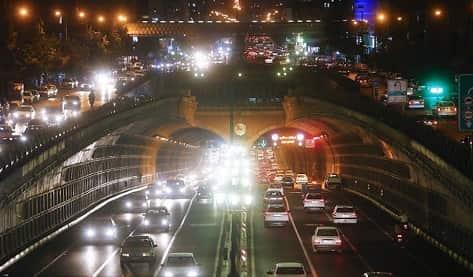 ساعت تردد خودروها و تعطیلی اصناف در شب یلدا