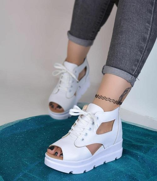 جدیدترین مدل های کفش تابستانی زنانه و دخترانه