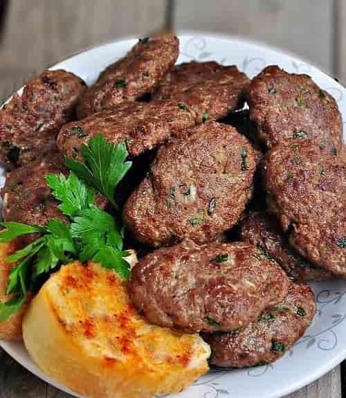 طرز تهیه کوفته ترکی ساده و خوش طعم
