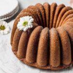 آموزش کیک وانیلی ساده و خوشمزه
