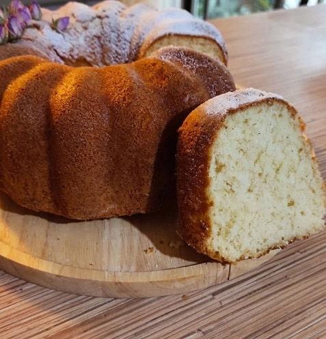 آموزش درست کردن کیک ساده عصرانه